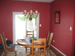dining room red paint ideas on simple dining room inspiring design