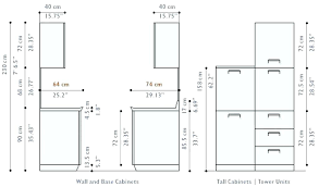 standard base cabinet sizes kitchen cabinet measurements datavitablog com