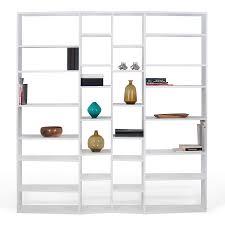 modern bookcases valsa 84