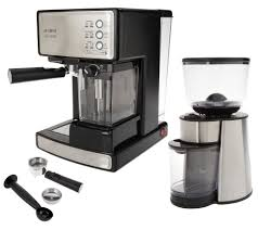 Mr Coffee Burr Mill Grinder Review Mr Coffee Cafe Barista Espresso Latte U0026 Cappuccino Maker W