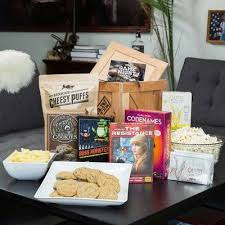 food gifts awesome snack gifts for guys crates