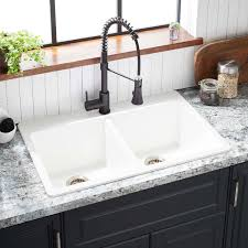 what size sink for 33 base cabinet 33 totten bowl granite composite drop in kitchen sink white