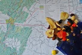Michaux State Forest Map by Camping At Michaux State Forest Also Coffee