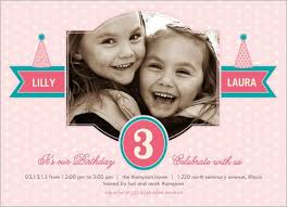 35 best twin birthday invitations images on pinterest birthday
