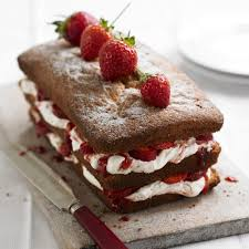 victoria sandwich loaf woman and home