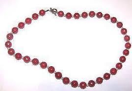 beaded necklace ebay images Jade necklace ebay JPG