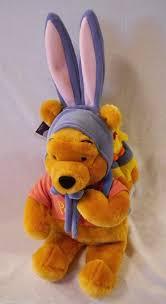 winnie the pooh easter eggs winnie the pooh plush easter egg back pack