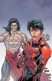 superman superboy u0026 supergirl crossover fall superman