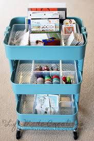 ikea raskog utility cart all about the furniture ikea raskog cart craft storage ideas