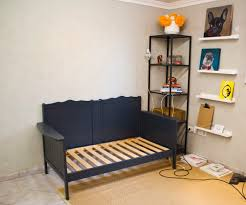 Upcycling Sofa Remodelaholic Upcycled Crib Into Couch