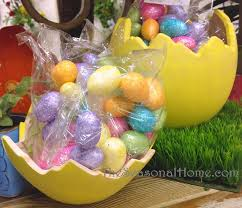 easter goodies hopping through stores to peek at their easter goodies contest