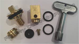 Freeze Proof Faucet Repair Kit Factory Direct Plumbing Supply Zurn Z1360 Z1370 Z1385 U0026 Z1391