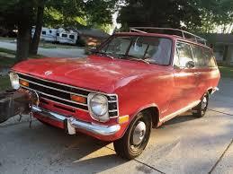 vintage opel car kleinen roten wagen 1969 opel kadett l wagon