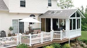 aluminum sunroom addition pictures ideas u0026 designs patio enclosures