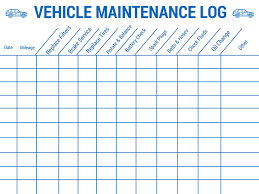 vehicle maintenance log pdf http www lonewolf software com