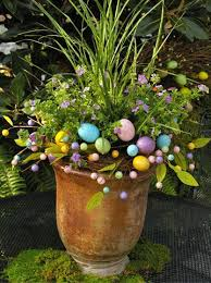 cheap outdoor decorations top 14 easter garden decor ideas easy backyard design for cheap