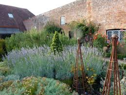 the walled garden at cowdray the enduring gardener