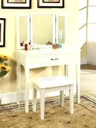 Table Vanity Mirror Vanity Table Without Mirror Bikepool Co