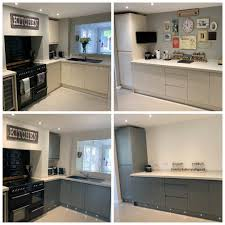 should i spray paint kitchen cabinets can you spray gloss kitchen cabinets we spray upvc