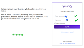 Yahoo Sign In Ymail Yahoo Mail Login Sign In At Www Ymail Tips