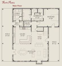 Farmhouse House Plans With Porches Timber Frame Farmhouse The Brazos