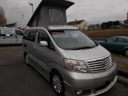 toyota motorhome 4x4 hybrid campervans direct campers