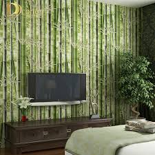 popular bamboo wall wooden buy cheap bamboo wall wooden lots from 3d bamboo forest wall paper rolls vintage chinese pastoral pattern paper wallpaper for living room bedroom