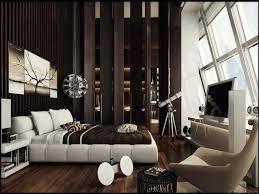 Contemporary Master Bedroom Contemporary Master Bedroom With Columns U0026 Hardwood Floors