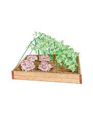 Downspout Trellis Garden Trellis Essex Umbrella Shaped Tuteur Gardener U0027s Supply
