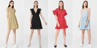 mango robes robes mango printemps été les 25 modèles qu on adore