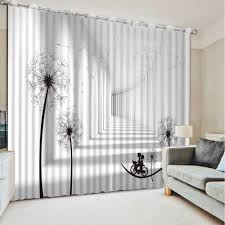 popular 3d curtains room buy cheap 3d curtains room lots from