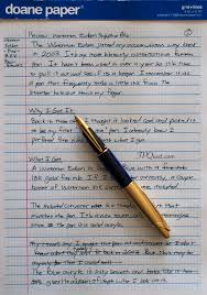 paper for fountain pen writing review waterman edson sapphire blue fountain pen quest