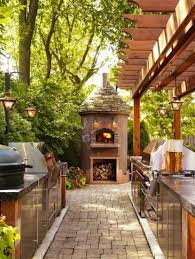 outdoor cooking spaces 25 of the most gorgeous outdoor kitchens brit co