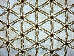 Moorish Design by Moorish Stars Crease Pattern U2013 Origami Tessellations