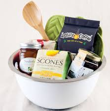 baking gift basket how to build a gift basket in 5 easy steps nugget markets daily dish
