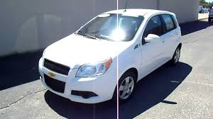 2009 chevrolet aveo hatchback 51k miles 9 995 youtube