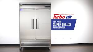 turbo air self cleaning condenser overview webstaurantstore tv video