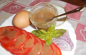 recette de cuisine legere pour regime vinaigrette crémeuse ultra légère recette dukan pp par paella30
