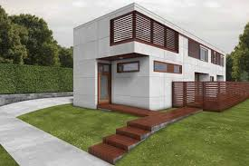 Green Home Designs by Fresh Japan House Styles Architecture 4399