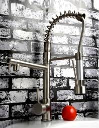 best rated stainless steel pull down kitchen faucets super