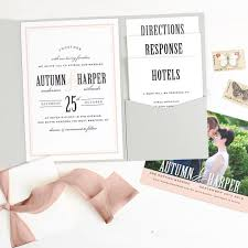 holly muffin not so basic wedding invitations with basic invite