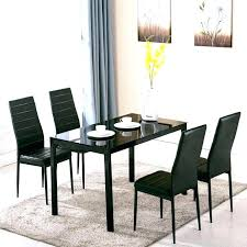 cheap dining table and chairs ebay round table with chairs 4 white gloss dining table dining table