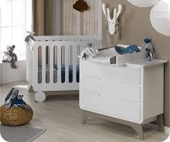 chambres bebe mini chambre bébé évolutive pepper blanche
