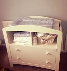 Mothercare Changing Table Bump Baby C Me Baby C S Nursery