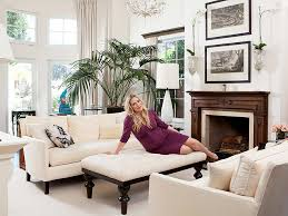 Celebrity Living Rooms Celeb Inspired Decor Candace Rose