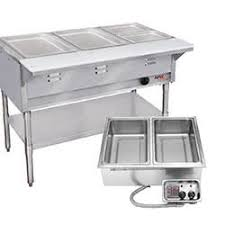 Commercial Buffet Table Food Warming Equipment Food Holding Equipment