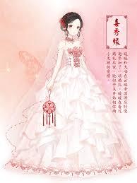 wedding dress anime pin by toey on wedding