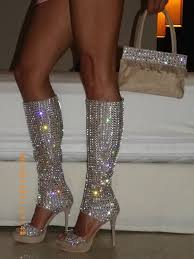 womens size 11 sequin boots best 25 bling heels ideas on beautiful high heels
