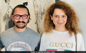 queen film details ranaut in a film with aamir khan details here