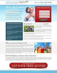 59 best life insurance landing page design images on pinterest